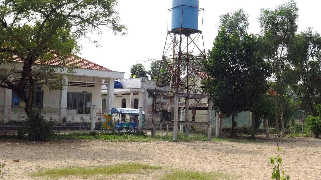 Province de Long An (3) puits vétuste à refaire