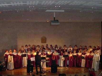 Les voix d accords gospels 2004 6